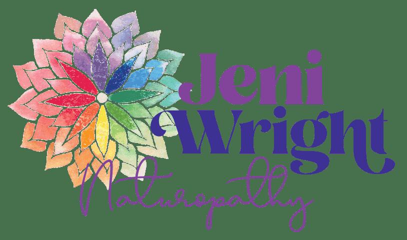 Jeni Wright Final Logo